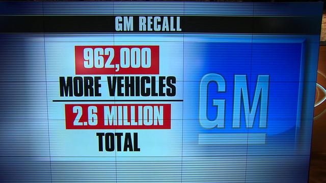GM expands recall to 2.6 million cars