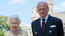 Prince Philip's 99th birthday marked with new lockdown photo with the Queen