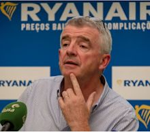 Ryanair cabin crew agree to temporary pay cut to keep jobs
