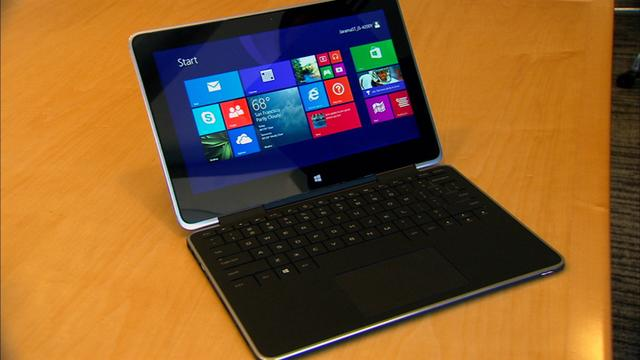 The Dell XPS 11 and 12 feature unique hybrid designs