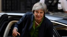 PM May faces another day of Brexit compromise in parliament