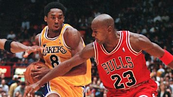 Be like Mike? Kobe forged his own legacy