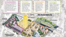 City West: Berlin plant neues Hochhaus am Bahnhof Zoo