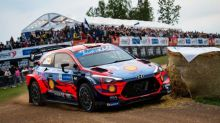WRC - Rallye d'Estonie - Rallye d'Estonie : Thierry Neuville, 3e du Championnat, abandonne