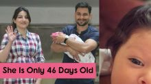Soha And Kunal Share Baby Inaaya's 1st Full Pic On Children's Day, She Looks Cuter Than Cotton Ball