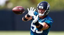 Jaguars could opt to put Tim Tebow on practice squad to learn tight end position