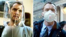 Jude Law revela que tras rodar 'Contagio' supo por varios científicos que una pandemia como la del COVID-19 era inevitable