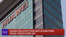 Huawei latest: Meng Wanzhou faces fraud charges related to Iran sanctions