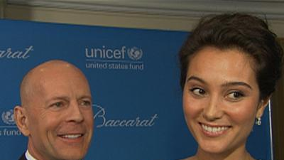 Bruce Willis: Newlyweds Should 'Eat, Drink, And Have Fun'