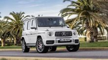 First pictures and details released for insane Mercedes-AMG G 63