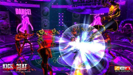 KickBeat brings the fight to Steam January 20