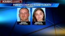Richmond parents charged in daughter's death