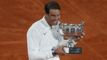 Rafael Nadal draws level with Roger Federer after latest French Open masterclass
