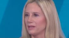 Schauspielerin Mira Sorvino bricht beim Thema Harvey Weinstein in Tränen aus