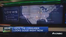 Loews Hotels CEO says some markets beginning to get overb...