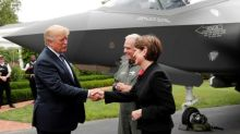 Exclusive: F-35 chief to run Lockheed aeronautics as Evans undergoes medical treatment