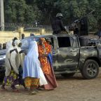 Chaos as freed Nigerian schoolgirls reunited with families
