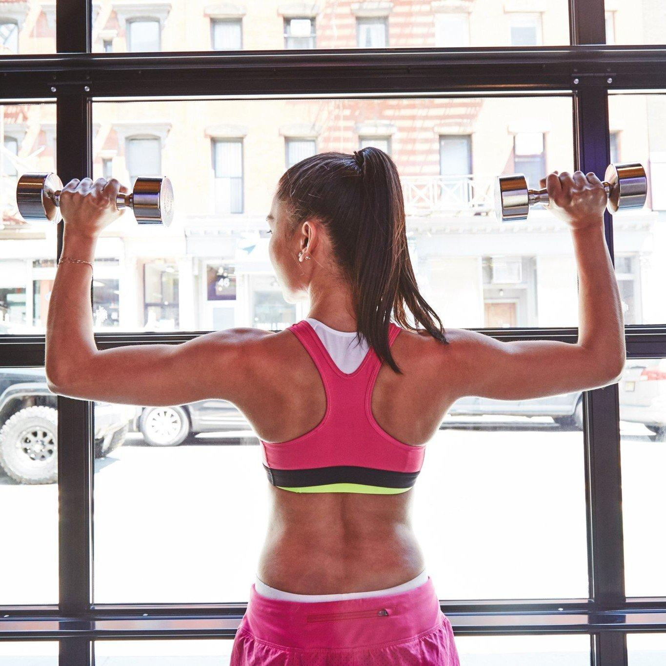 lifting weights to lose weight yahoo