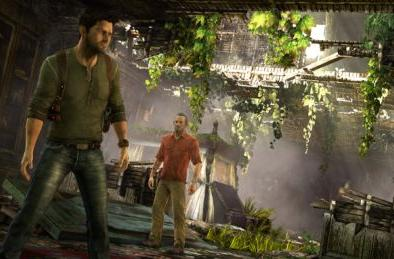 Wahlberg apparently still playing Uncharted's Drake