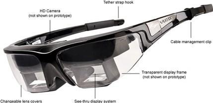 Vuzix Star 1200 headset augments your reality, not your bank account