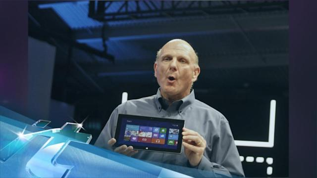 Tough Decisions Await Microsoft's Next CEO After Steve Ballmer