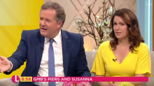 Susanna Reid calls Piers Morgan a 'psychopath' in on-air rant