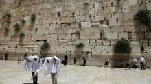 Israel freezes plan for mixed-sex Jewish prayer site at Western Wall