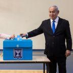 Israeli election too close to call, Netanyahu weakened: exit polls