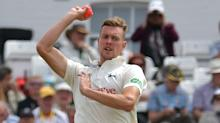 Cricket: Jake Ball out of England's first Test against South Africa and Notts' final