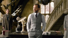 Fantastic Beasts 3 'will put Hogwarts and Dumbledore centre-stage'
