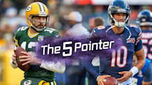 The Five Pointer: The NFL returns, Broad's Warner hex, Bendtner misfires
