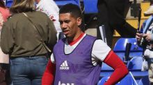 Chris Smalling target for West Ham and West Brom as Manchester United clear path for Michael Keane return