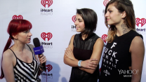 Krewella at the iHeartRadio Festival