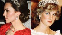 是愛的見證!這條頸鏈對戴妃和凱特王妃來說,比起世間上所有的天價珠寶也來得更珍貴!