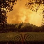 State of emergency in 3 California counties as fire scorches wine country