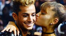 The one thing Frankie Grande and sister Ariana Grande have never done for one another