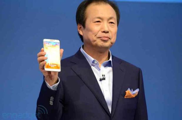 Samsung's 38 million Galaxy Note sales show that large phones are here to stay