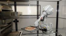 One robot pizza startup is reportedly getting a lot of dough