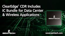 Semtech Enables Industry's Most Integrated IC Bundle for Data Center and Wireless Applications