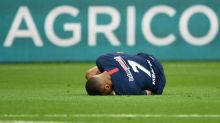 Mbappe limps out of French Cup final after nasty tackle
