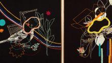 Artista visual inaugura mostra que explora as dimensões do tempo