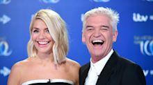 Holly Willoughby gets emotional discussing working with Phillip Schofield