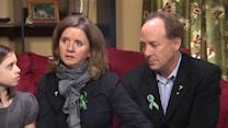 Grieving continues for families 1 month after Newtown shooting