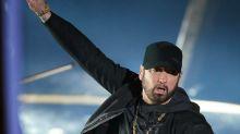 Oscars 2020: Was Backstage zwischen Eminem und Salma Hayek passierte