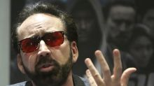 Nicolas Cage actually went searching for the Holy Grail