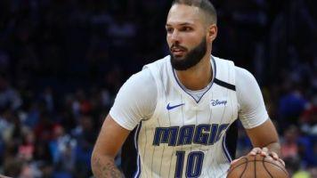 Basket - NBA - Coronavirus: Evan Fournier ne croit pas à une reprise de la saison NBA