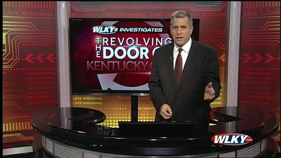 WLKY Investigates: Revolving door of Ky. guns (Part 1)