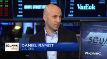 Via CEO Daniel Ramot on ridesharing industry and Uber, Lyft IPOs