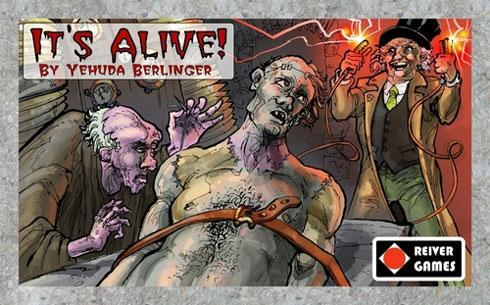 Off the Grid reviews It's Alive!