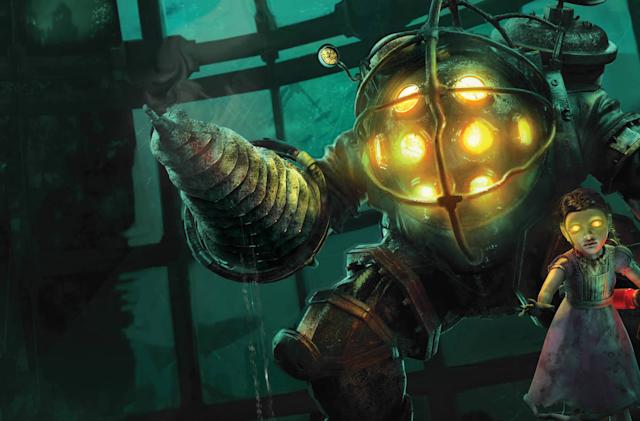2K Games kills off 'BioShock' for iOS